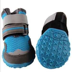 Vecomfy Breathable Mesh Dog Shoes for Small Dogs
